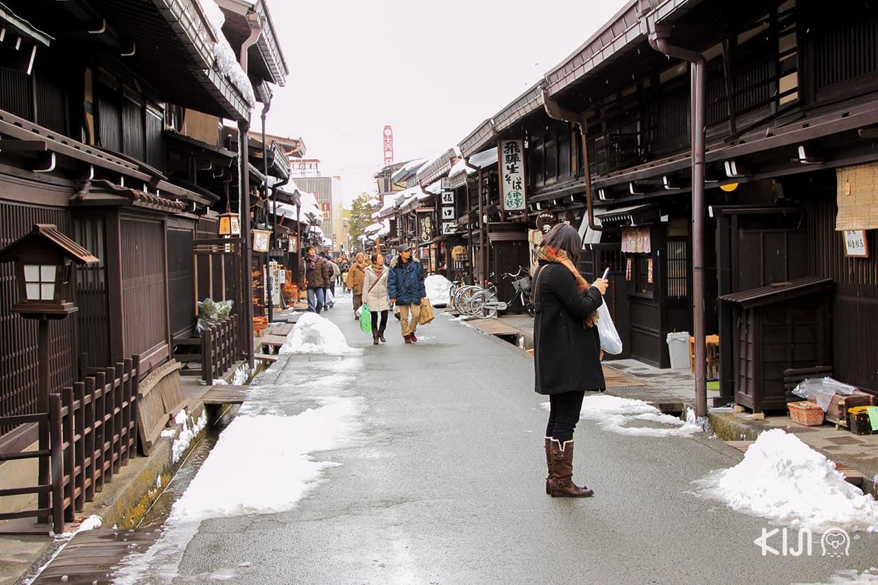 เที่ยวทาคายาม่า หมู่บ้านโบราณญี่ปุ่น