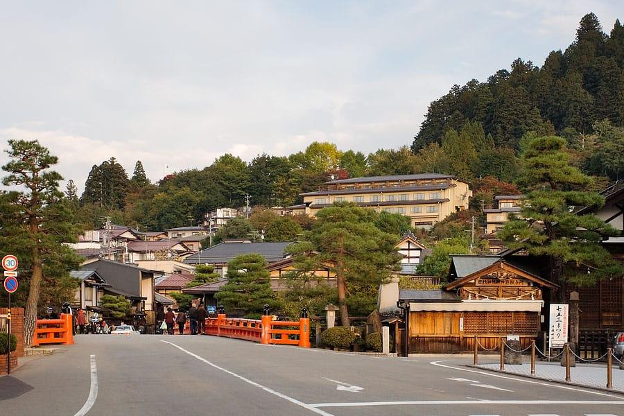 เที่ยว Takayama