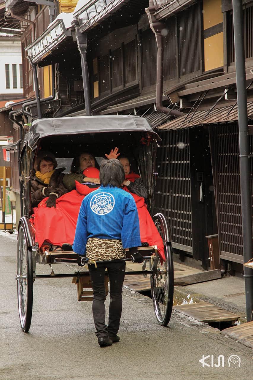เที่ยว ทาคายาม่า หมู่บ้านโบราณญี่ปุ่น