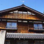japan edo village_magome-juku_traditional house_gifu prefecture_japan