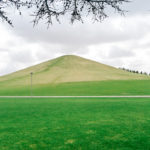 moerenuma park-mount moere-sapporo-hokkaido-japan