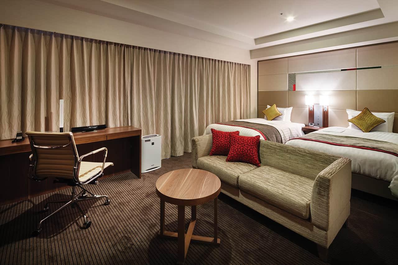 JR East Hotel Mets Niigata รีวิว