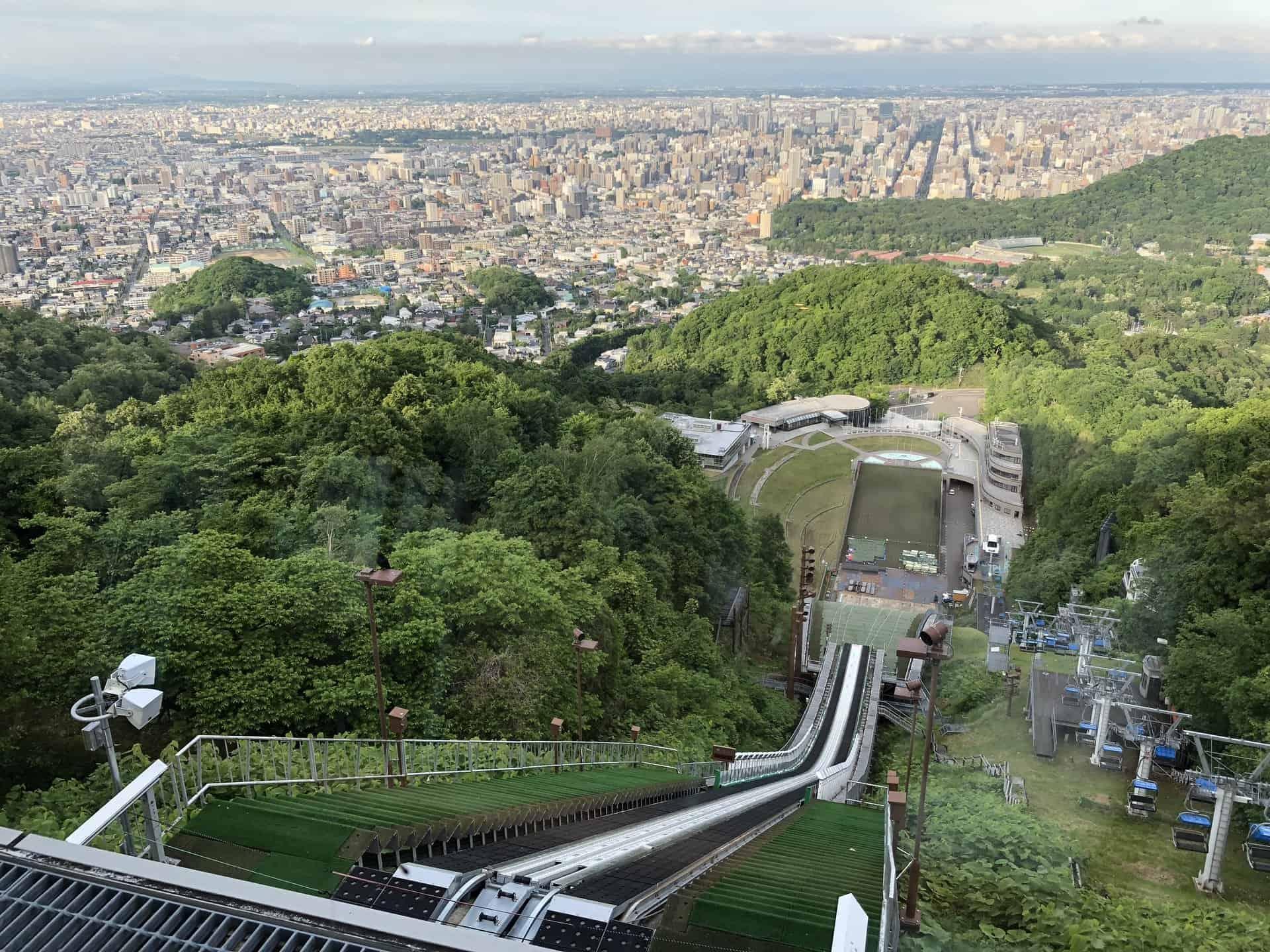 Sapporo จุดชมวิว