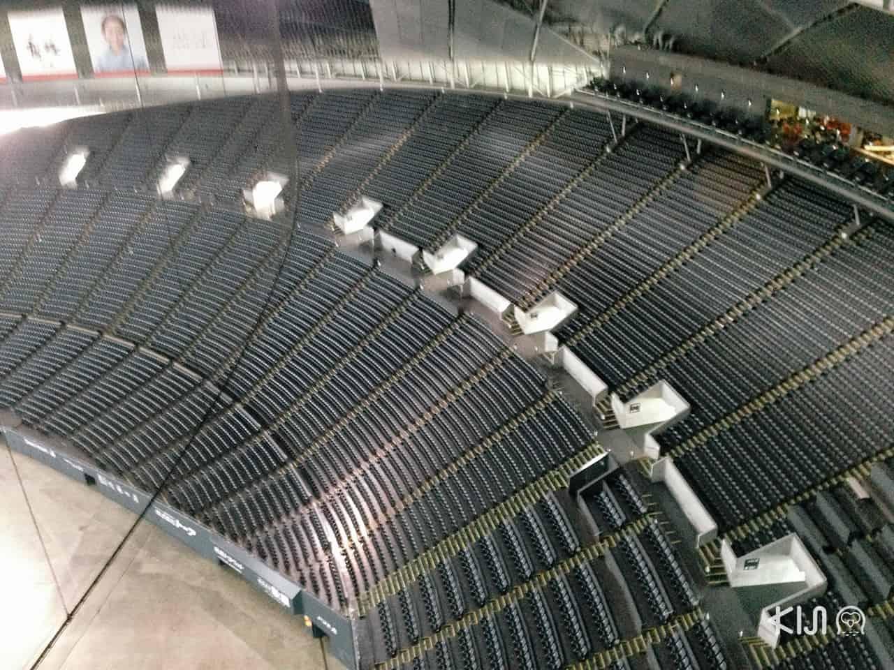 Sapporo สนามกีฬา