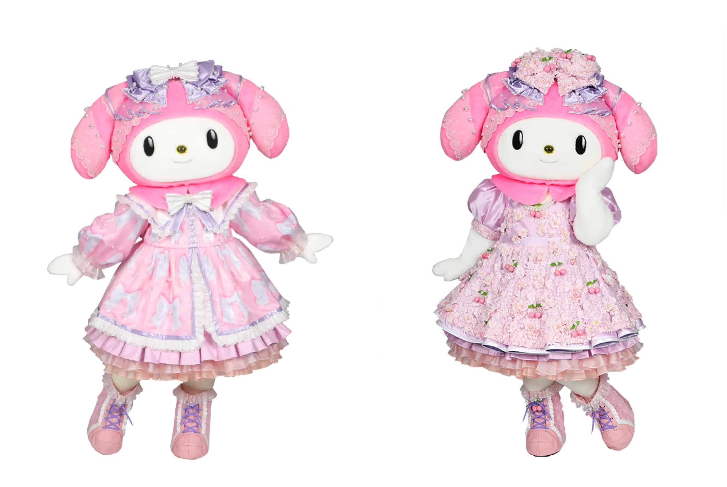 My melody in Sanrio Puroland