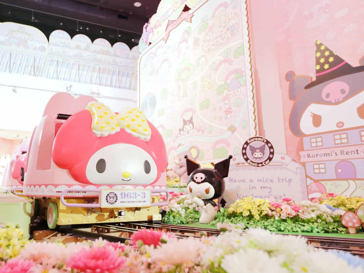 My Melody 45th Anniversary Fair , Sanrio Puroland