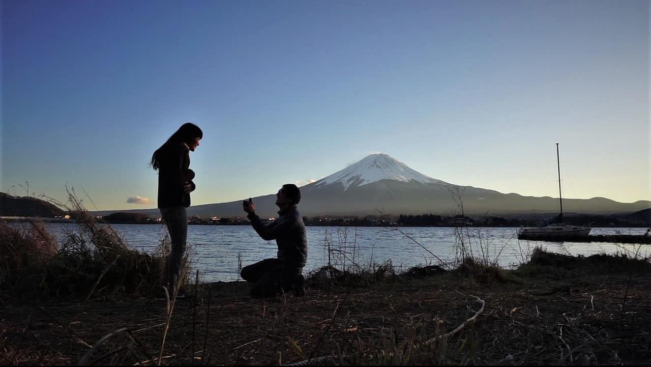 สถานที่ ขอแต่งงาน ใน ญี่ปุ่น