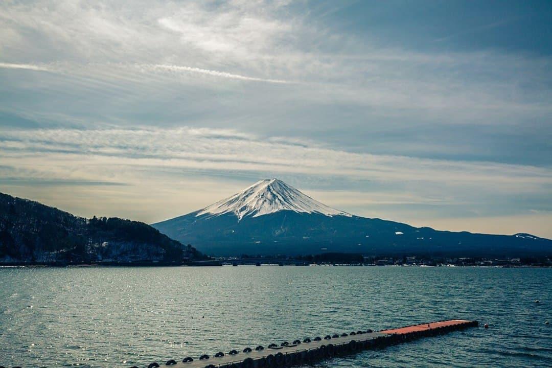 สถานที่ ขอแต่งงาน ญี่ปุ่น - ภูเขาไฟฟูจิ