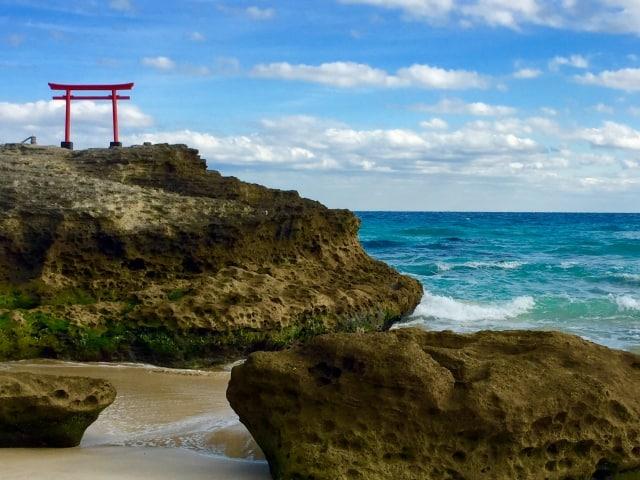 สถานที่ ขอแต่งงาน ญี่ปุ่น - คาบสมุทรอิซุ (Izu Peninsula) ชิซูโอกะ