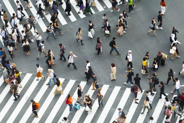 สถานที่ ขอแต่งงาน ญี่ปุ่น - 5 แยกชิบูย่า (Shibuya Scramble Square)
