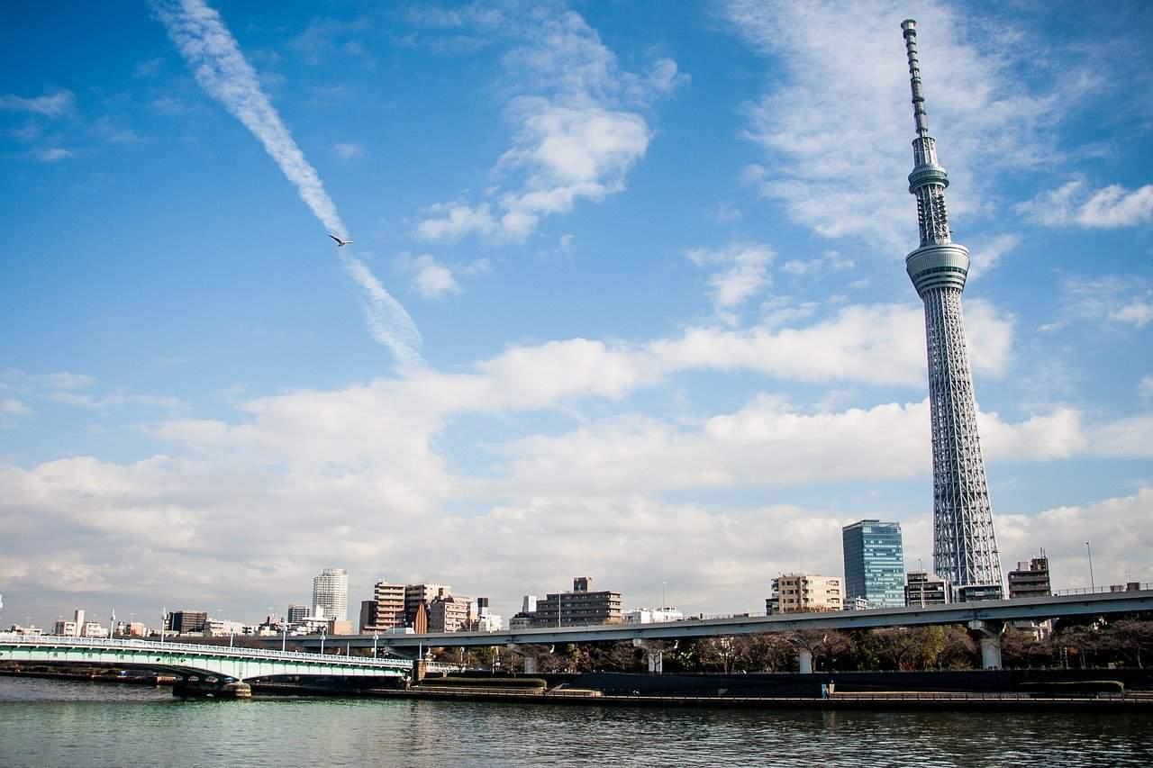 สถานที่ ขอแต่งงาน ญี่ปุ่น - โตเกียวสกายทรี (Tokyo Skytree)