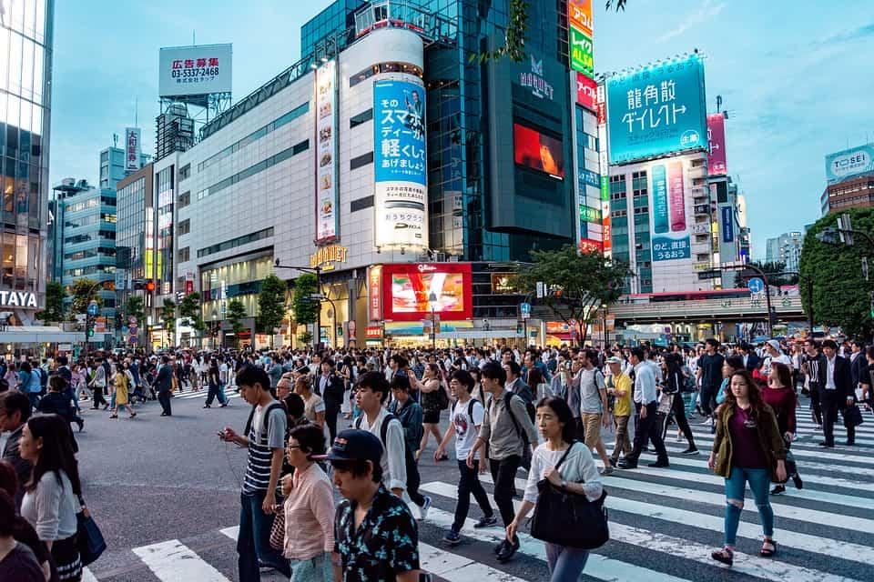 5 แยกชิบูย่า (Shibuya Scramble Square)