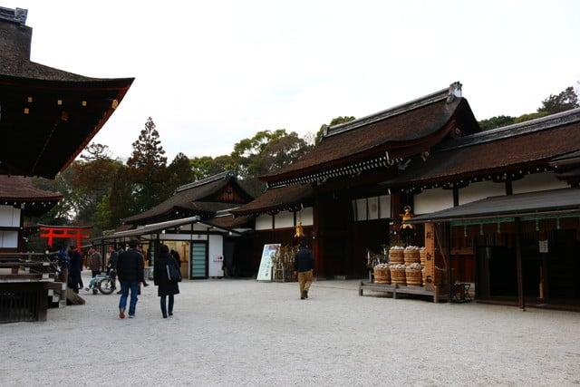 ศาลเจ้าชิโมกาโมะ (Shimogamo Shrine)