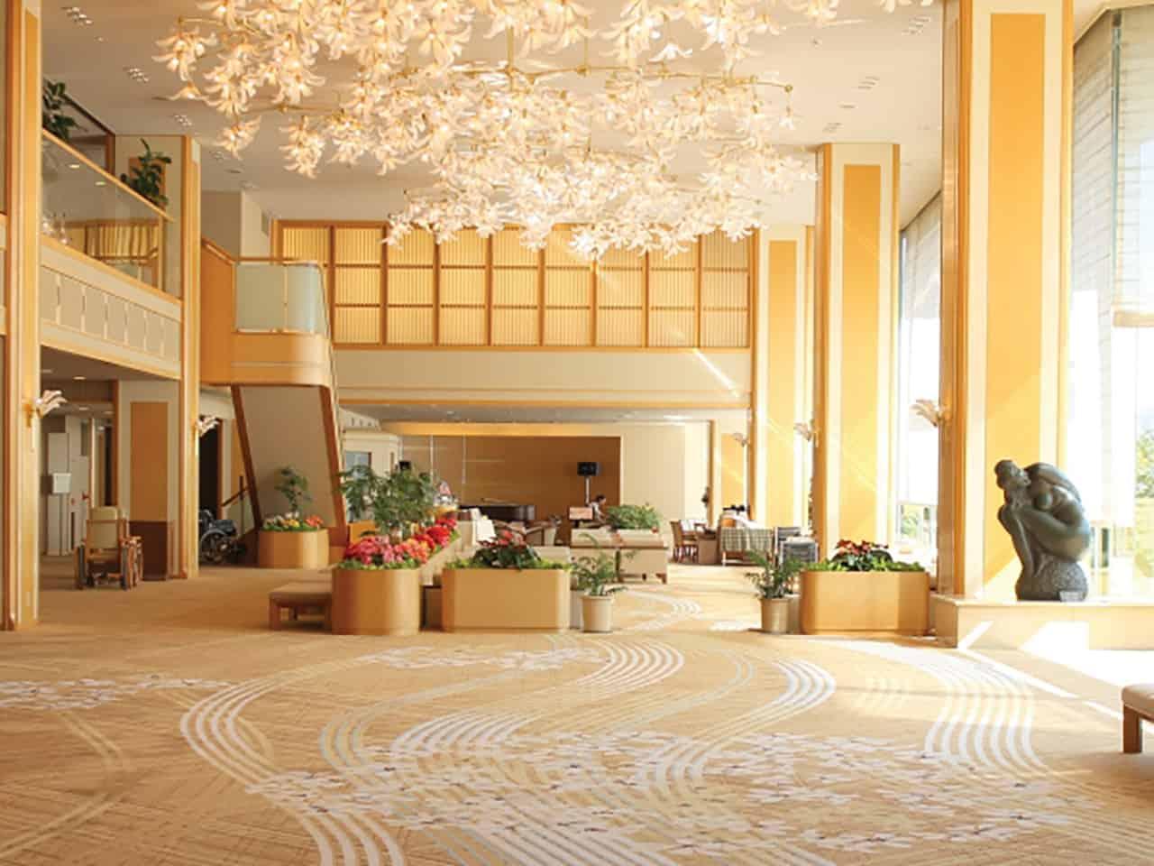 โรงแรมในโกเบ Arima Grand Hotel