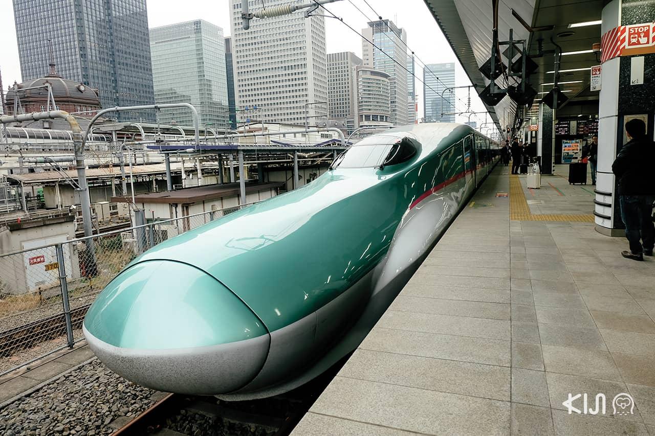 นั่งรถไฟเที่ยวอาโอโมริ