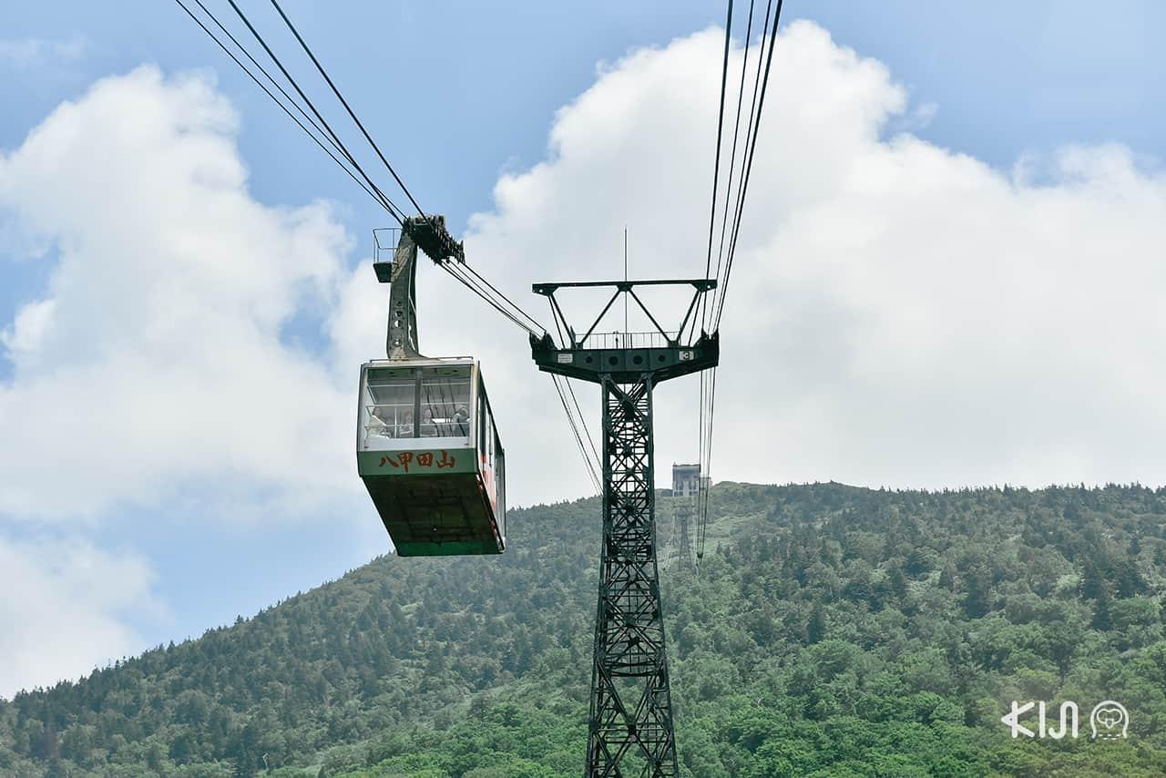 Mt. Hakkoda Ropeway