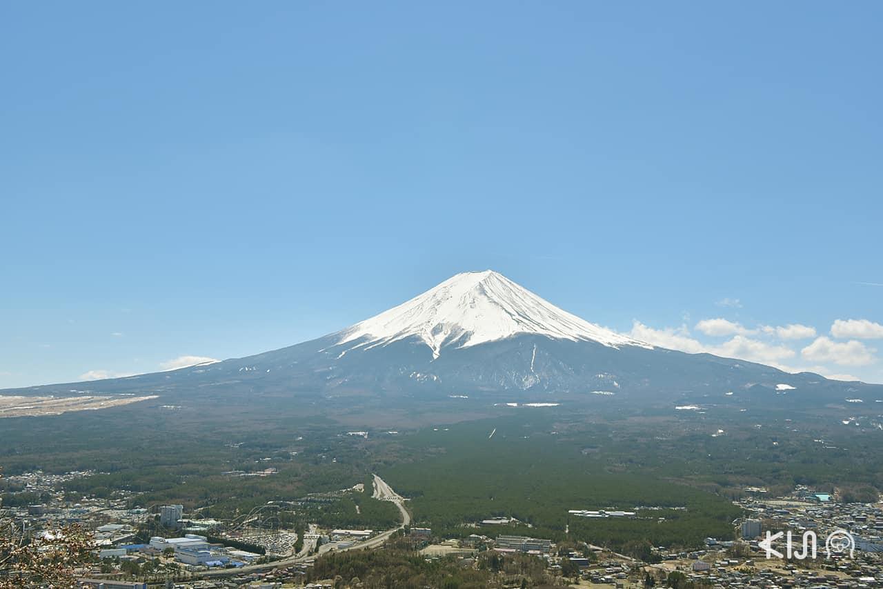 รวมจุดชม ภูเขาไฟฟูจิ - Mt. Fuji Panoramic Ropeway