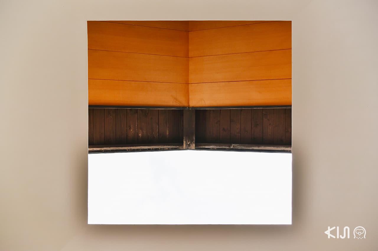 Echigo-Tsumari Art Field : House of Light อาร์ตมิวเซียมในนีงาตะ
