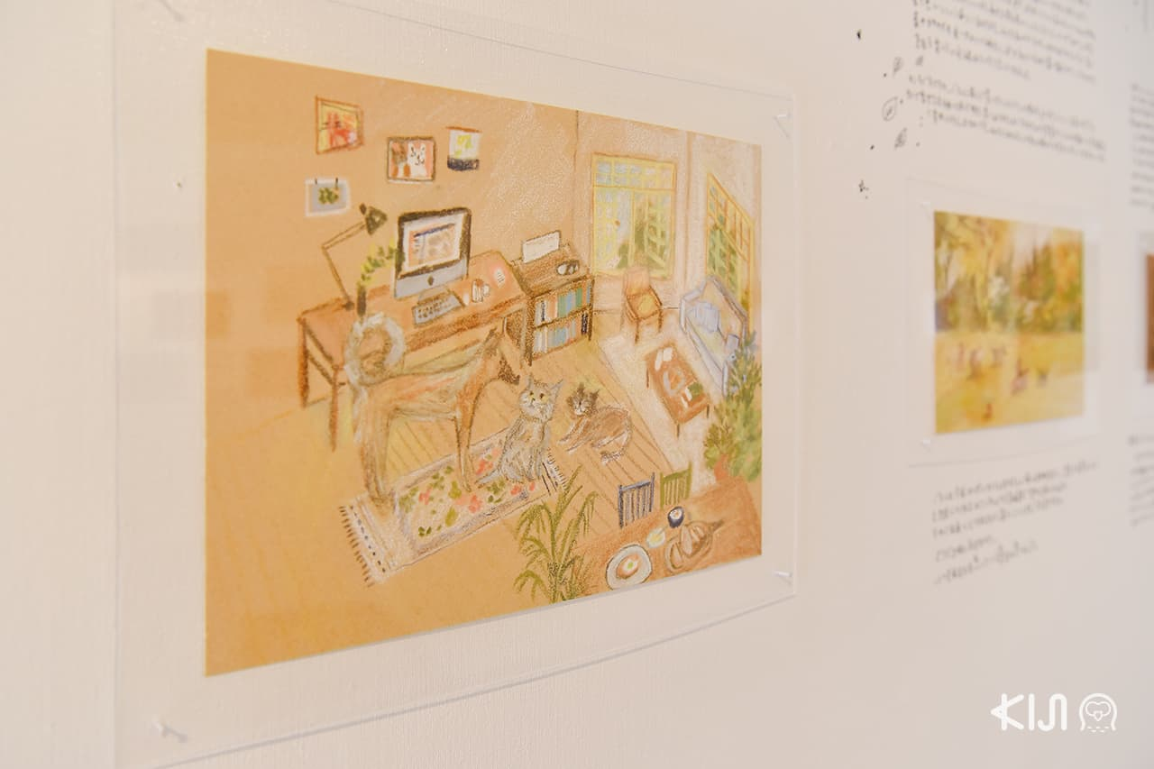 Hachi & Seizo Tashima Museum of Picture Book Art จ.นีงาตะ (Niigata)