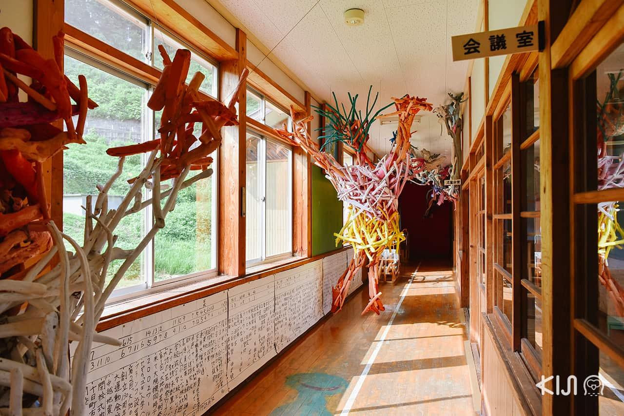 เที่ยว พิธภัณฑ์ Hachi & Seizo Tashima Museum of Picture Book Art จ.นางีตะ