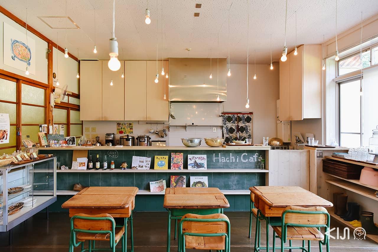 Hachi Café คาเฟ่ นางีตะ