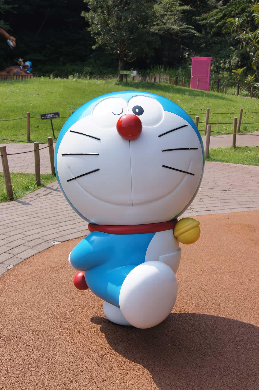 พิพิธภัณฑ์ โดราเอมอน (Fujiko F Fujio Museum) - รถไฟ โอดะคิว