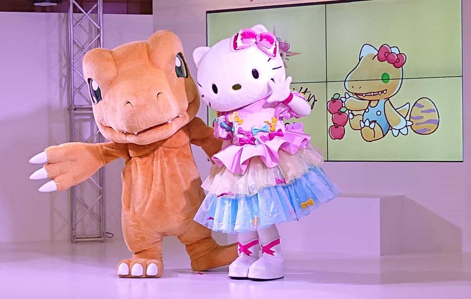 Sanrio Characters x Digimon Adventure Premium Shop