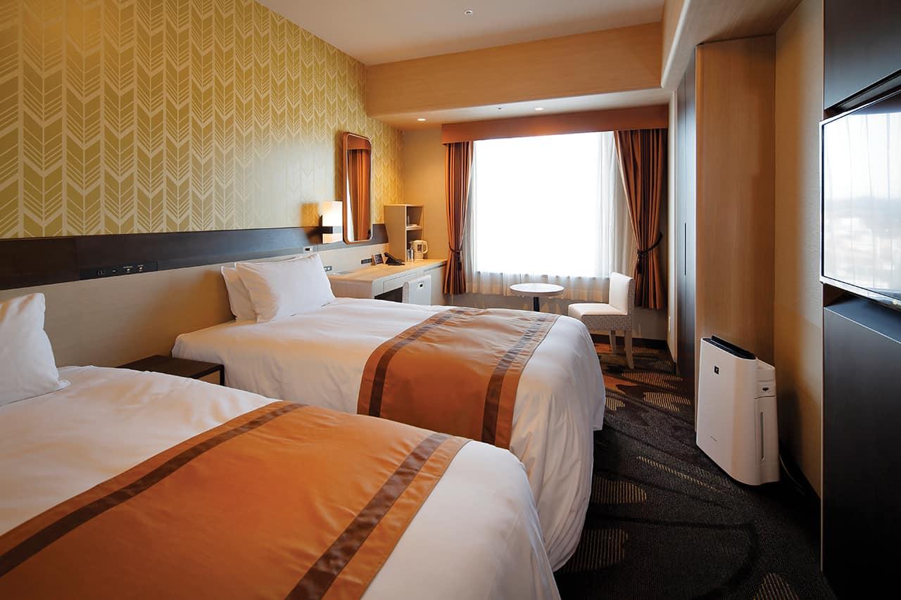โรงแรมในฮิเมจิ (Himeji) : Hotel Monterey Himeji