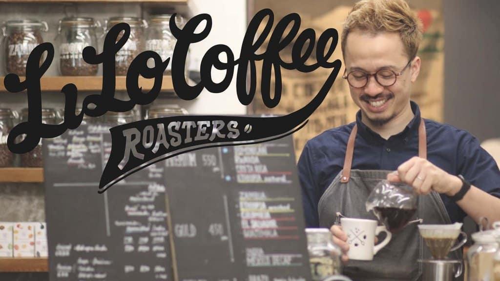 คาเฟ่ โอซาก้า - Lilo Coffee Roasters