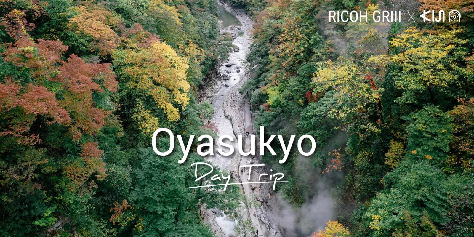 โอยาสุเคียว (Oyasukyo) หรือ หุบเขาโอยาสุ (Oyasu Valley)
