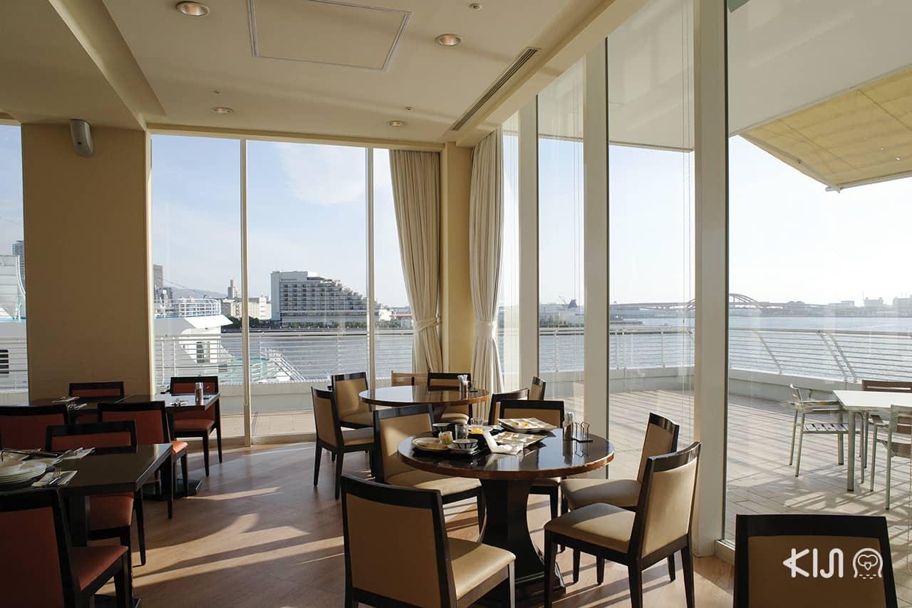โรงแรมในโกเบ : KOBE MERIKEN PARK ORIENTAL HOTEL
