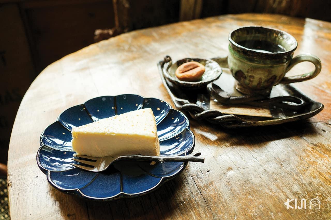 หุบเขาโอยาสุ (Oyasu Valley) โอยาสุเคียว - Juemon Coffee