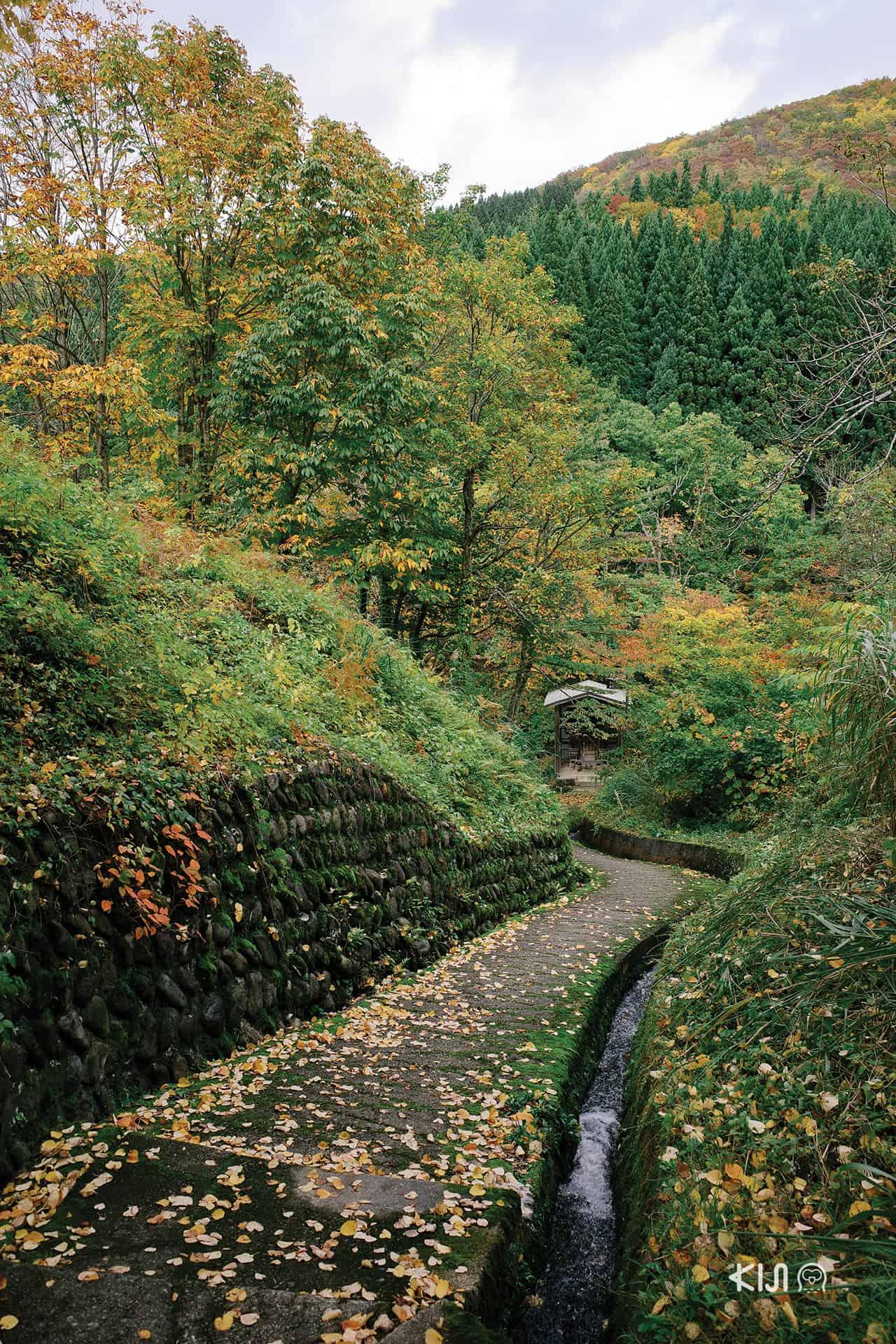 หุบเขาโอยาสุ (Oyasu Valley)