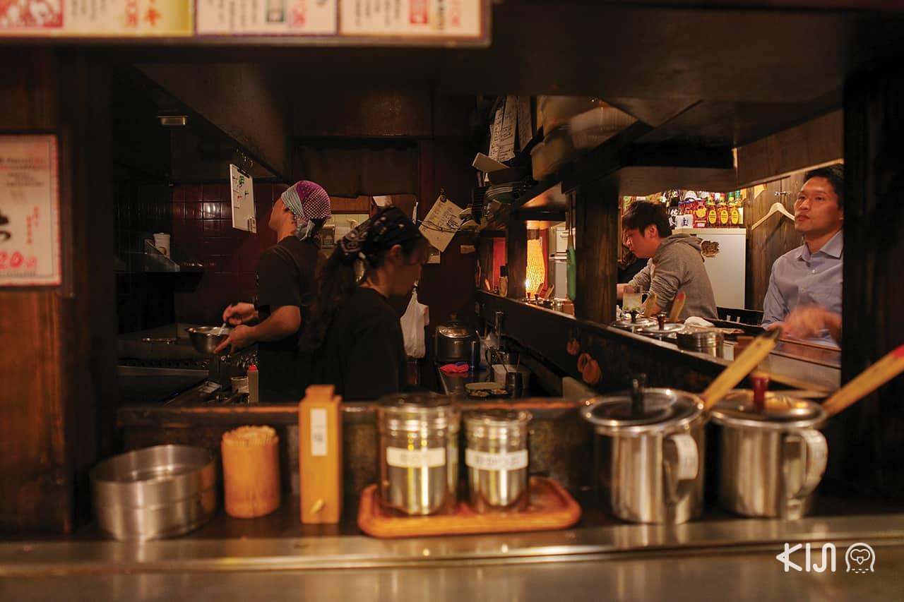 ร้านอาหารในโกเบ : Kamon Tei Honten