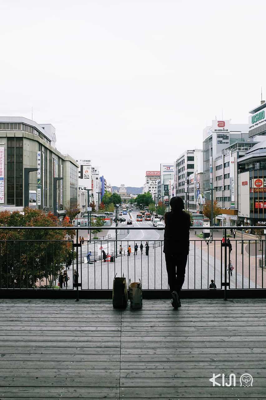 เที่ยว โกเบ(Kobe) ฮิเมจิ (Himeji) โอตสึ (Otsu) : Castle View Point