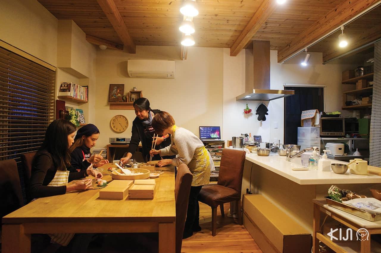เรียนรู้การทำอาหารญี่ปุ่น ฮิเมจิ