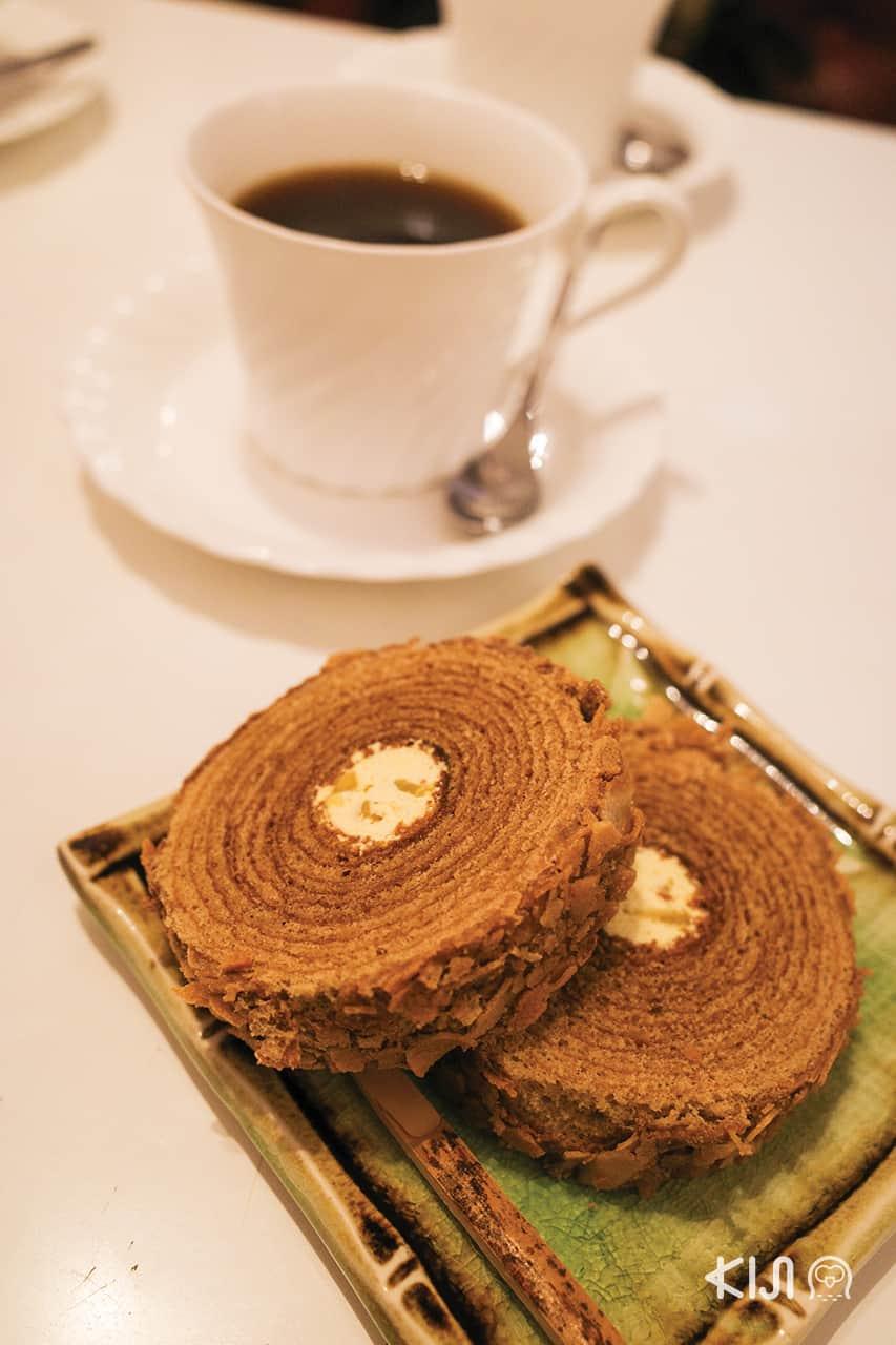 ร้านอาหาร โกเบ(Kobe) ฮิเมจิ (Himeji) โอตสึ (Otsu) : Morning Set at Kineya