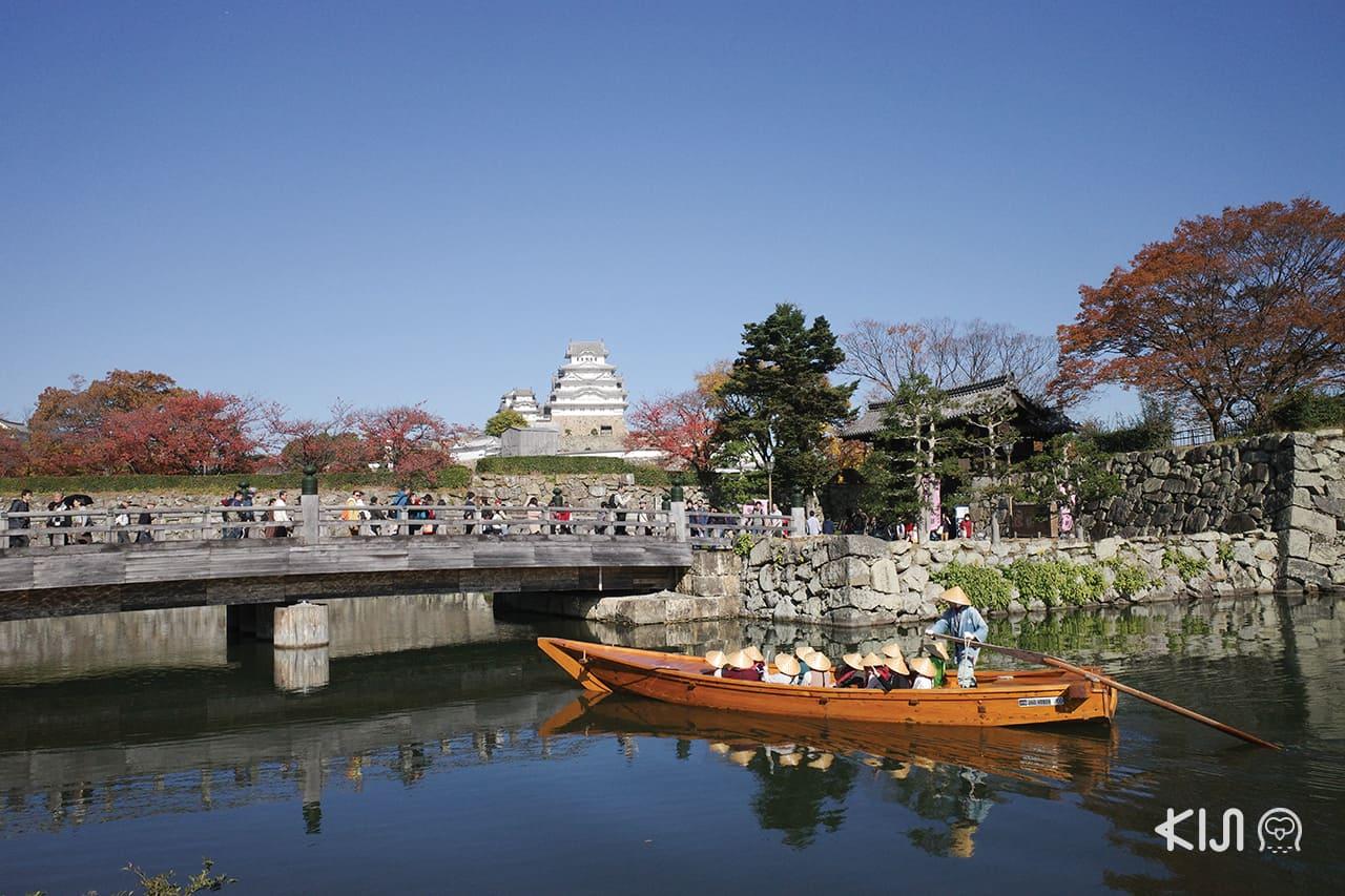 เที่ยว โกเบ(Kobe) ฮิเมจิ (Himeji) โอตสึ (Otsu) : Himeji Castle