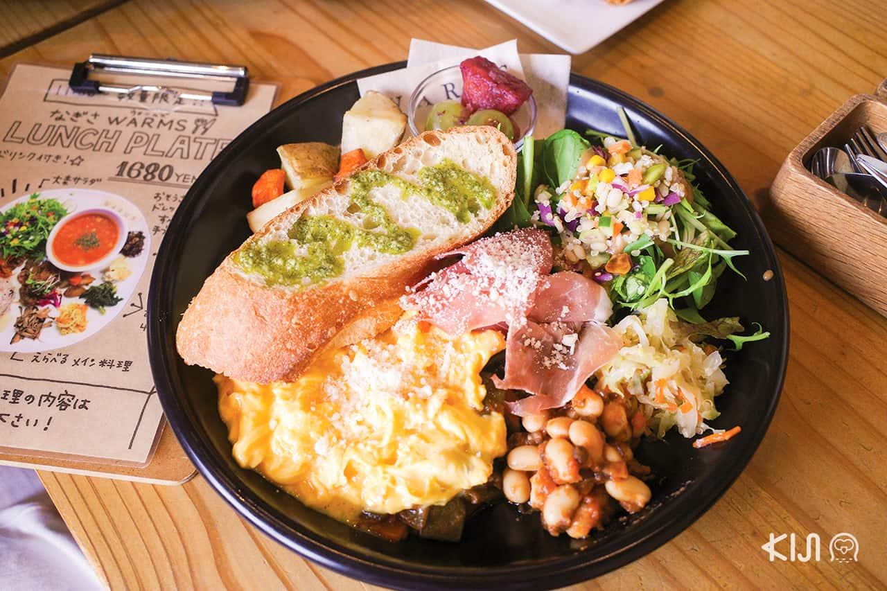 ร้านอาหารในโอตสึ (Otsu)โกเบ(Kobe) ฮิเมจิ (Himeji) : Nagisa WARMS
