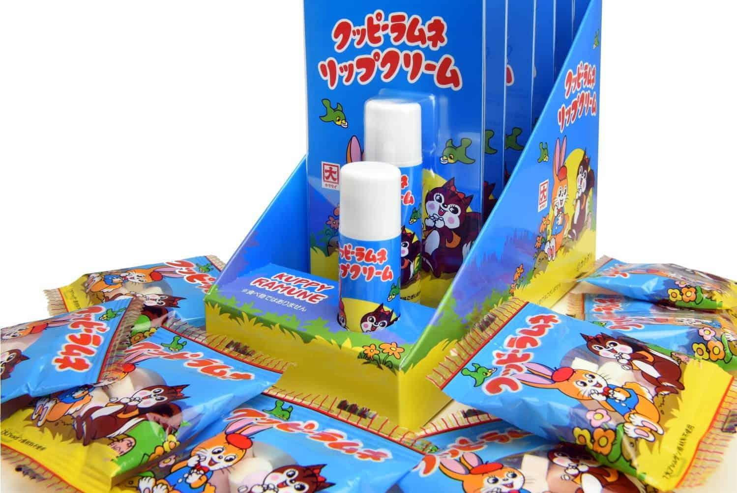 Kuppy Ramune Lip Cream ลิปบาล์ม ดี ญี่ปุ่น