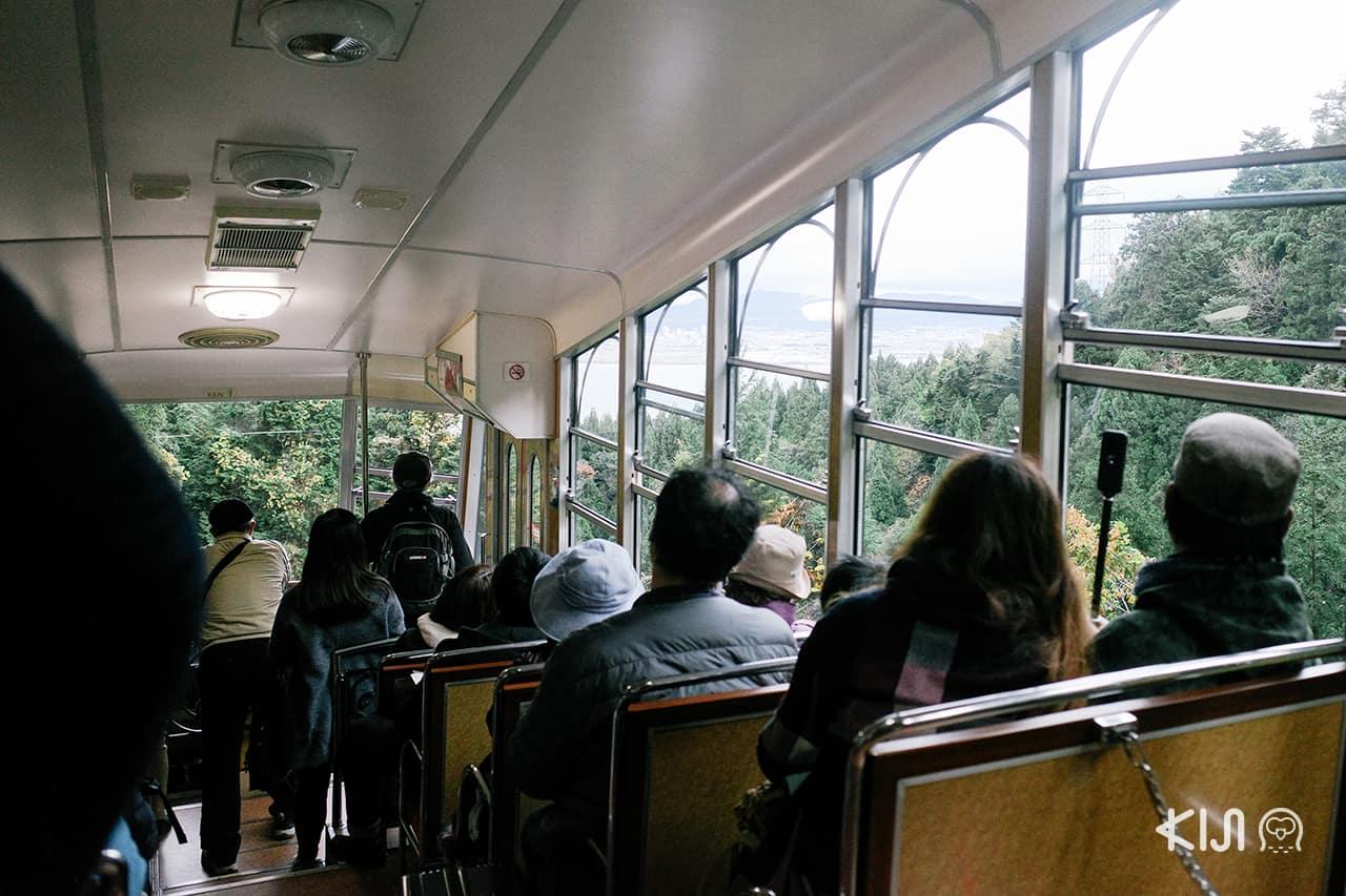 ภูเขาฮิเอ (Mt. Hiei)
