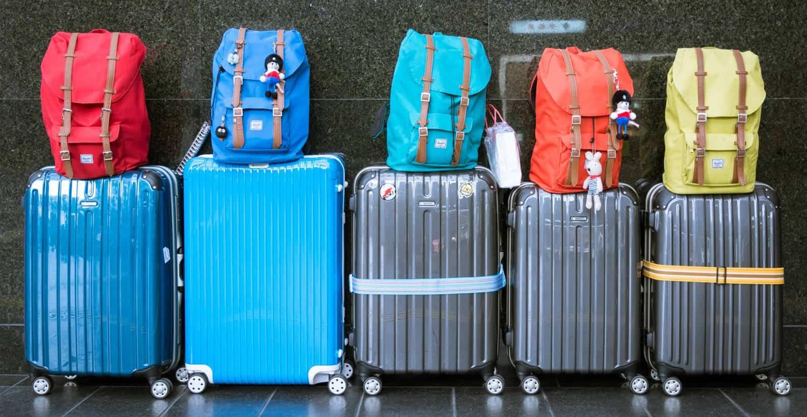 กระเป๋าเดินทางขนาดใหญ่