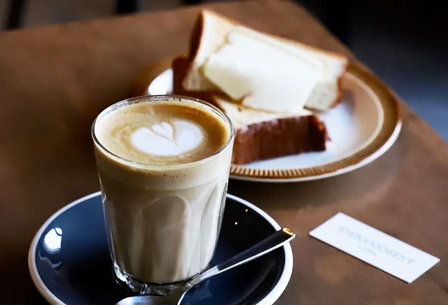 ร้านกาแฟ โอซาก้า - EMBANKMENT Coffee