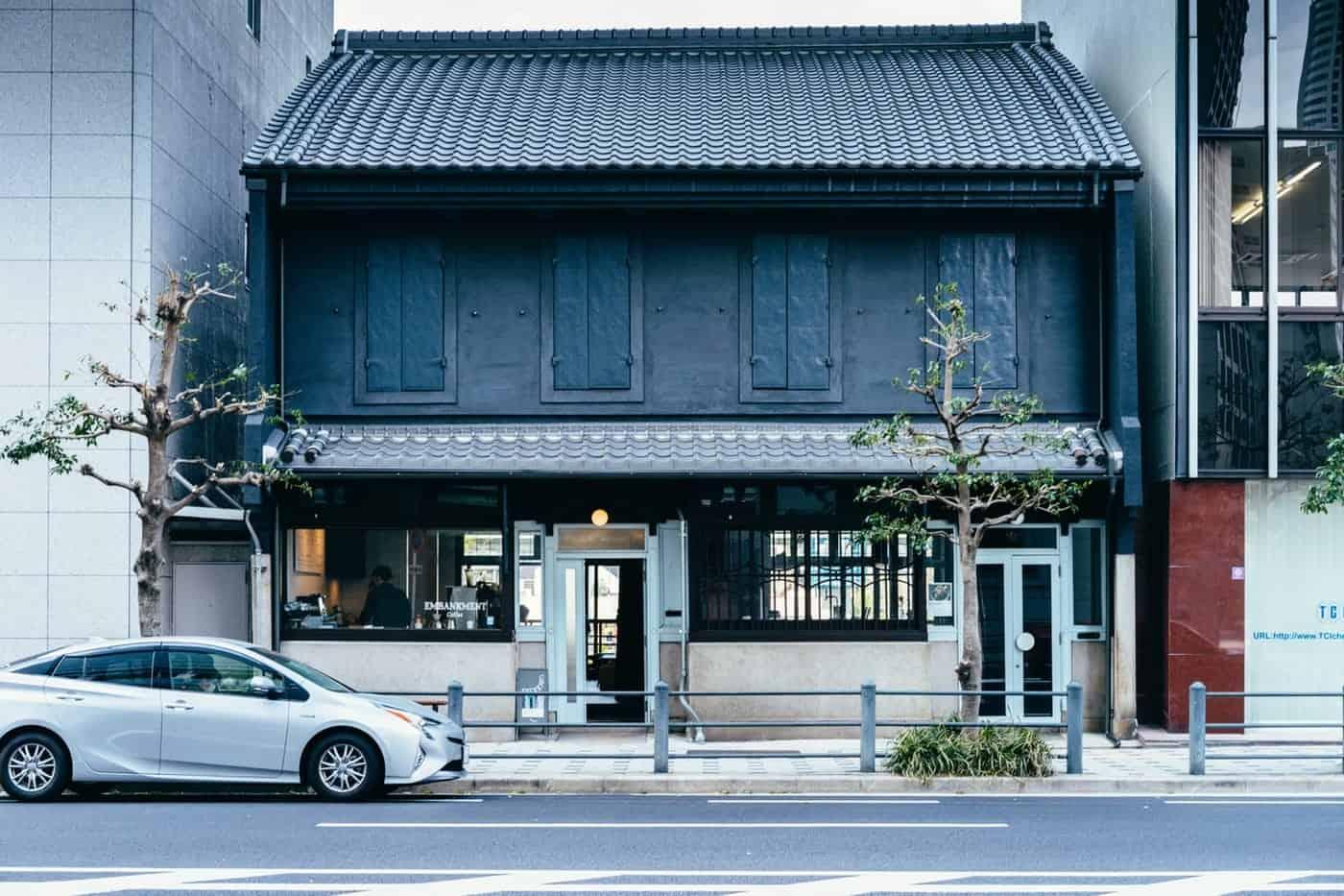 ร้านกาแฟ คาเฟ่ ใน โอซาก้า - EMBANKMENT Coffee