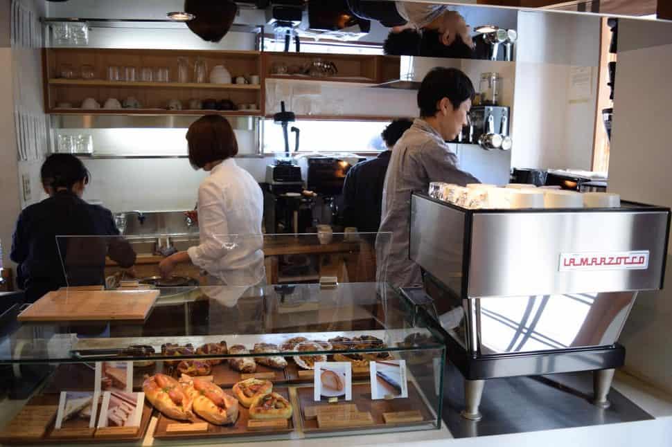 MOTO COFFEE in Osaka