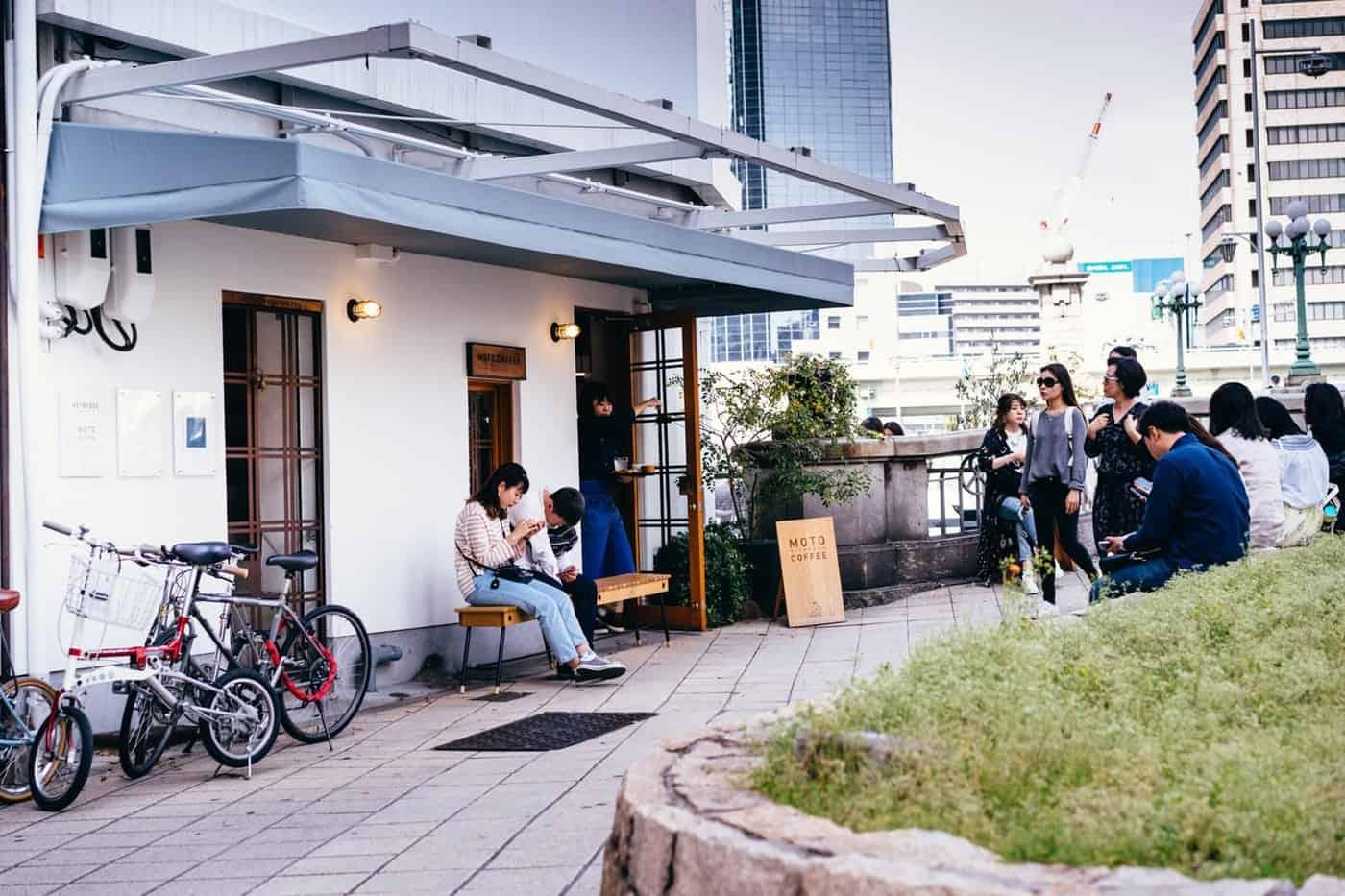 MOTO COFFEE Osaka