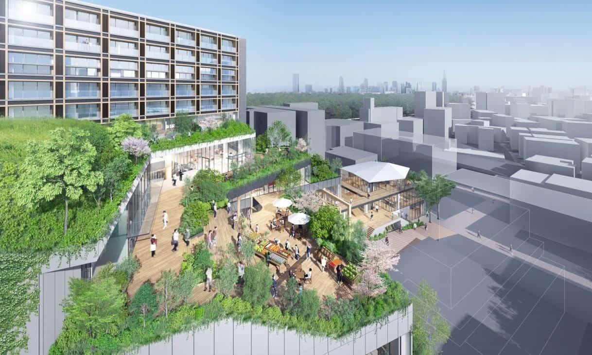 สถานที่เปิดใหม่ Tokyo 2020 - WITH HARAJUKU