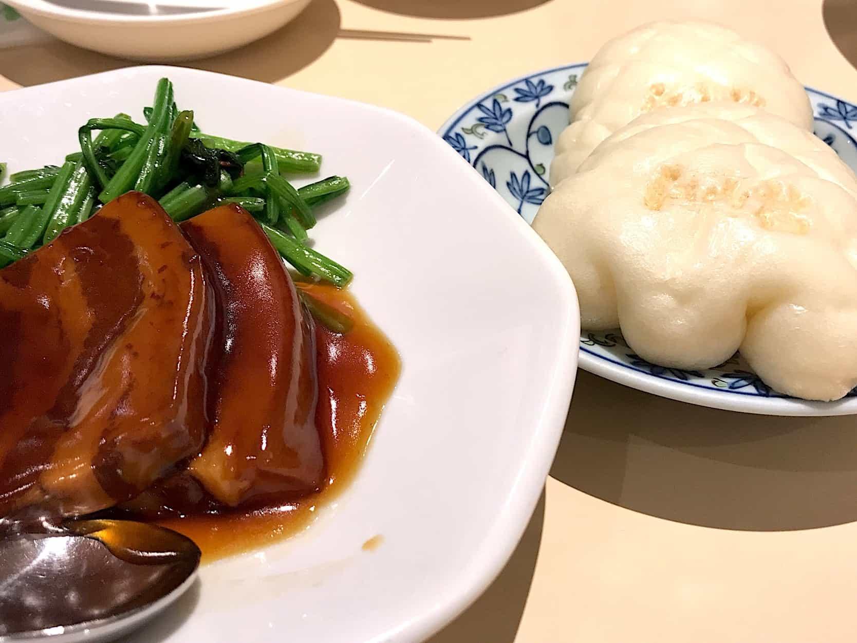 หมูสามชั้นตุ๋นพะโล้หรือคาคุนิไป นางาซากิ แล้วเป็น ของกิน ที่ต้องกิน