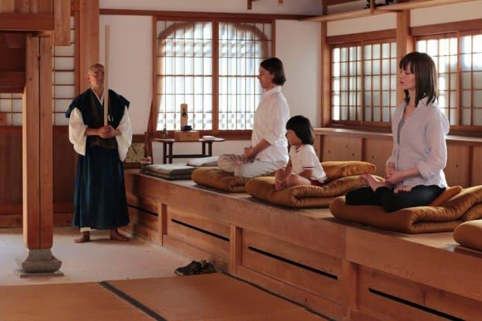Zen Meditation คิโนะซากิออนเซ็น Kinosaki Onsen