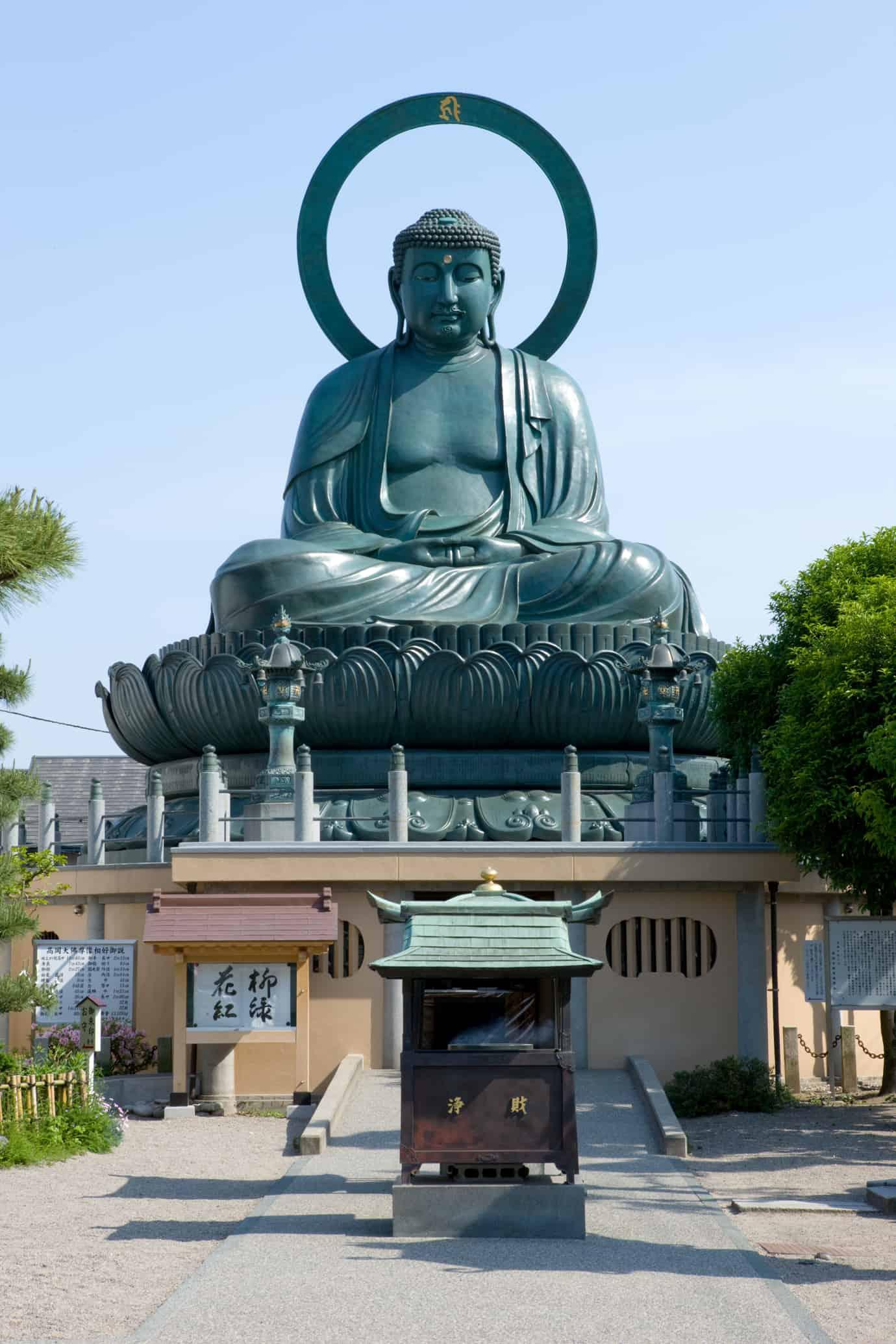 พระใหญ่เมืองทากาโอกะ (The Great Buddha of Takaoka)